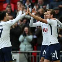 Harry Kane makes history as Spurs sweep aside Southampton