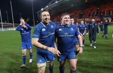 Munster's slow start, Leinster on a roll and more talking points from Limerick
