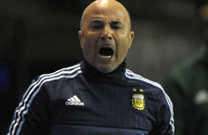 'You earn 100 pesos a month, idiot' - Argentina coach Sampaoli apologises after outburst