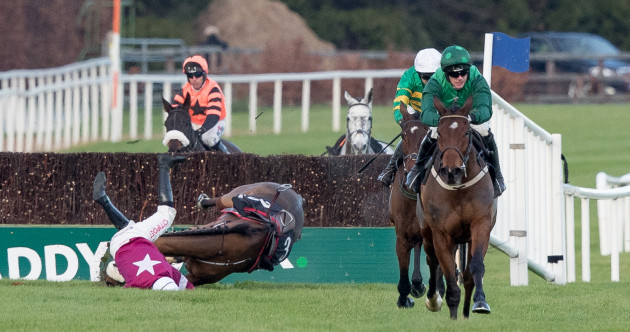 Joy for Willie Mullins, as Footpad prevails amid an emotional day at Leopardstown