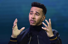 Lewis Hamilton apologises after he's accused of 'shaming' his nephew for wearing a princess dress