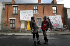 The short history of squatting in Dublin: Rejecting consumerism and being 'a bit punk'