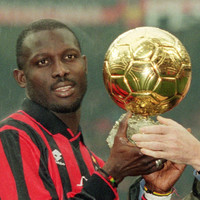 Former World Player of the Year George Weah elected president of Liberia