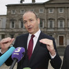 'Not on my horizon' - What Micheál Martin said when we asked if he'd ever run for the Áras