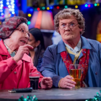 Nearly 700,000 of us (on average) watched Mrs Brown's Boys on Christmas Day