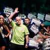 Double Dutch! Get ready for MVG versus RVB in the quarter-final of the darts