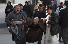 Islamic State claims Kabul suicide bombing that killed over 40 people
