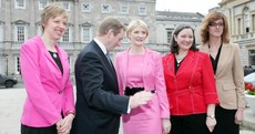Enda Kenny finds alternative photoshoot