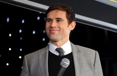 Irish soccer fans are applauding Kevin Kilbane for using the phrase 'St. Stephen's Day' on BBC's Match of the Day