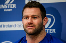 'I'm a Leinster player': McFadden keen to remain a one-club man as contract talks commence
