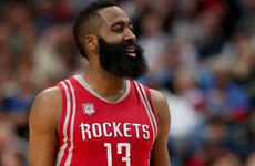 James Harden questions officiating after Boston Celtics complete epic comeback