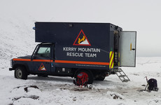 Three people rescued off Carrauntoohil in wintry conditions