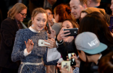 Saoirse Ronan said that even she gets the travel bug when she's working too much