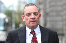 Fine Gael's Jerry Buttimer ties the knot in Cork
