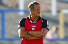 John Meyler names his first starting line-up as Cork senior hurling manager