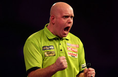 Tonight's semi-finals set as MVG wins Dutch derby thriller and Taylor powers on