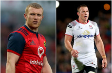 11 changes for Munster and a host of Ulster names return as they prepare for battle