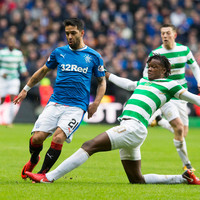 Honours even in vibrant Old Firm clash