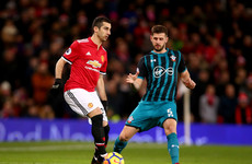As it happened: Man United vs Southampton, Premier League