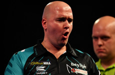 Fairytale continues as unheralded Englishman stuns Van Gerwen in thriller