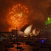 Watch as Australia and New Zealand bring in the New Year