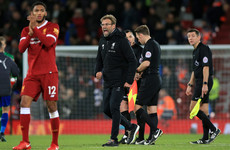 Klopp delighted with 'perfect' Liverpool after come-from-behind Leicester win