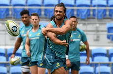 Wallabies star Hunt stood down from all rugby activity as he faces drug charges