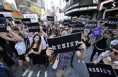 Transgender people can join the US military from tomorrow - for now