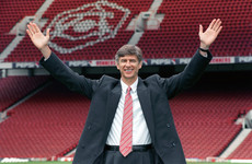 811 not out! Arsene Wenger breaks Sir Alex Ferguson's Premier League record