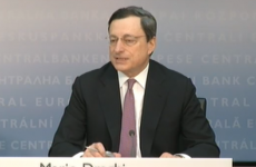 ECB chief: Governors did not discuss deal on Anglo promissory notes
