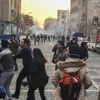 Death toll rises in Iran unrest as protesters 'attempt to take over police stations and military bases'
