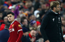 'I couldn't be less interested in anything in the world' - Klopp on Coutinho-Nike story