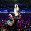 New era! Debutant Rob Cross upsets 16-time world champion Taylor's fairytale ending