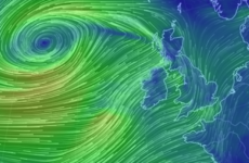 Two 'status orange' weather warnings issued as Storm Eleanor sweeps in