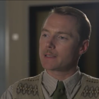 Ronan Keating was in a Netflix movie about Nazi-occupied Germany last year which nobody seems to have addressed
