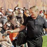 It looks like Jon Gruden will be the next coach of the Oakland Raiders
