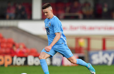 Bohemians announce signing of young Irish defender from Coventry City