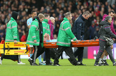 Two days after being stretchered off due to wild Puncheon tackle, De Bruyne is starting for Man City