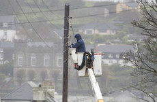 ESB continues to work to restore power after 55,000 homes affected by Storm Eleanor
