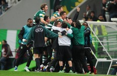 As it happened: Sporting Lisbon v Manchester City, Europa League last 16