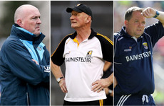All-Ireland winners as players and bosses, this Leinster hurling trio set for 2018 start tonight