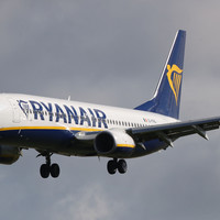 Ryanair passenger arrested after climbing onto wing of plane after delay