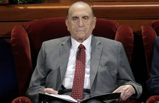 Thomas Monson, head of the Mormon church, dies aged 90