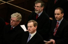 Dáil party leaders mentioned in over 108,600 articles since GE11