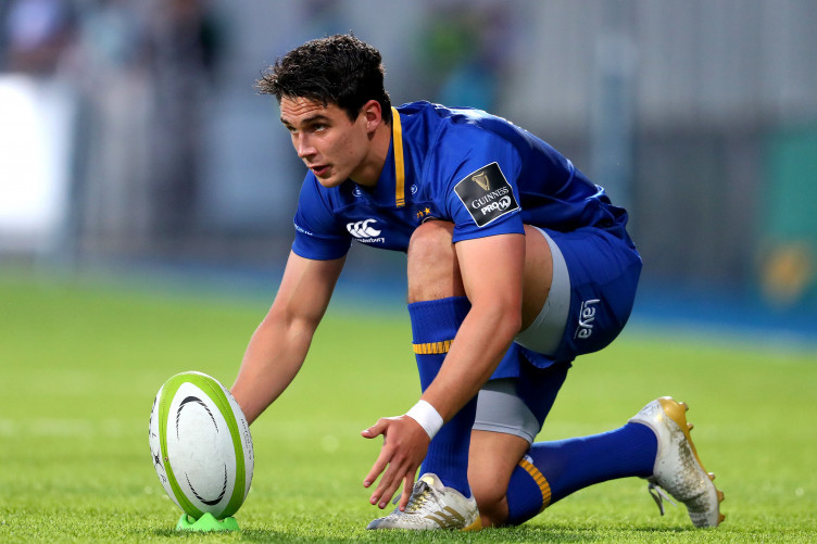 Carbery hopes to be back in action within a couple of weeks.