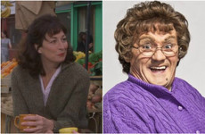 Remember when Anjelica Huston played Mrs Brown before Brendan O'Carroll did?