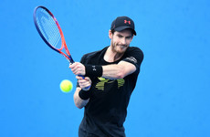 Andy Murray confirms withdrawal from the first Grand Slam of 2018