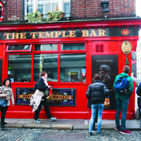 Temple Bar could have been a bus station but for a 'duplicitous volte face' from the government