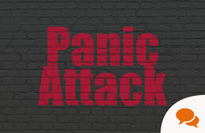 Panic attacks: 'The walls seemed to close in and I didn't know what was happening'