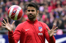 Diego Costa feels 'like a footballer again' after waking from Chelsea nightmare at Atletico